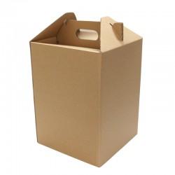 Pudełko na urnę pionowe.