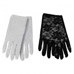 Lace gloves G035