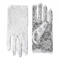 Rękawiczki koronkowe G035