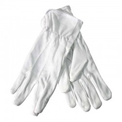 G030 White gloves