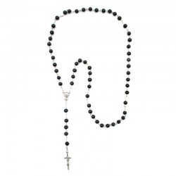 Wooden rosary G081