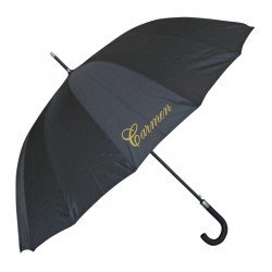LUX UMBRELLA WITH PRINT