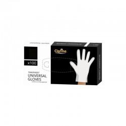 Universal gloves TPE 100 pcs.