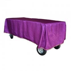 Scissor trolley bedspread