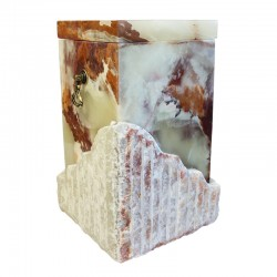 Stone urn UK-A133 / ONYX