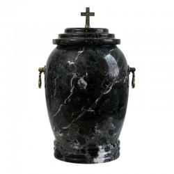 Stone urn UK-A039