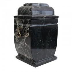 Urna kamienna UK-A151/CZARNA