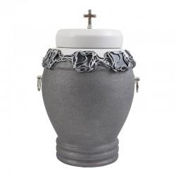 Urna ceramiczna Grafitowa...
