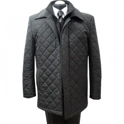 GO/08/PIK QUILTED JACKET